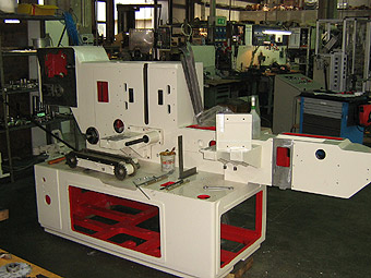 used soap wrapping machine
