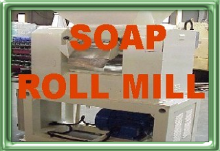 soap roll mill, soap miller