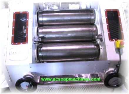 Soap Roll Mill